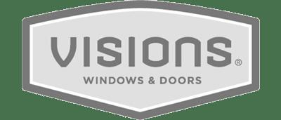 Visions Windows & Doors Logo