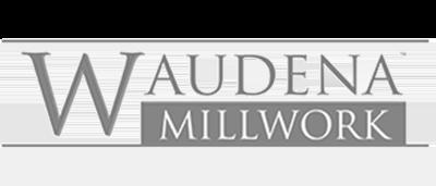 Waudena Millwork Logo