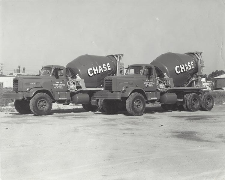 Chase Trucks
