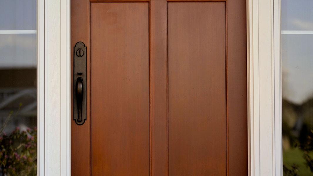Chase Lumber Door