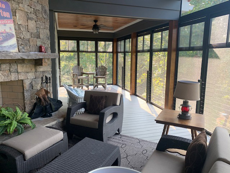 Porch Conversions windows