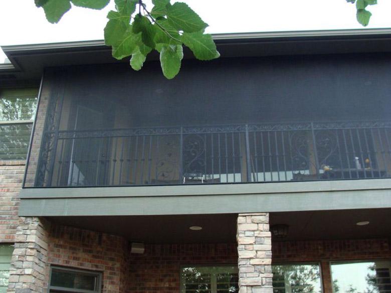 Screeneze® the no-spline screen porch system®