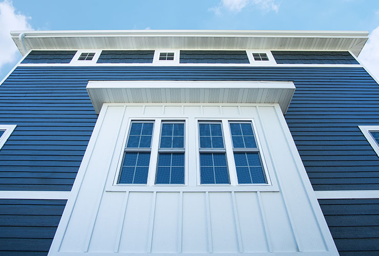 Weather Shield Double Hung Window