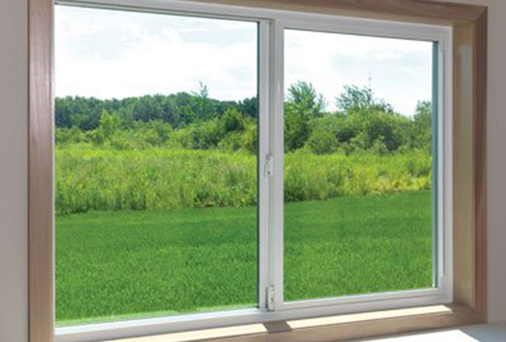 Thermo-Tech Slider Window