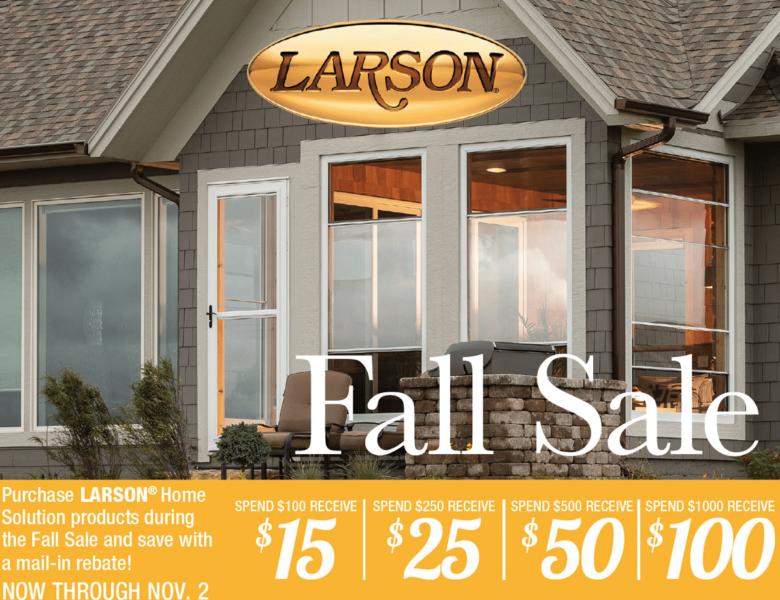 Larson Mail-In Rebates