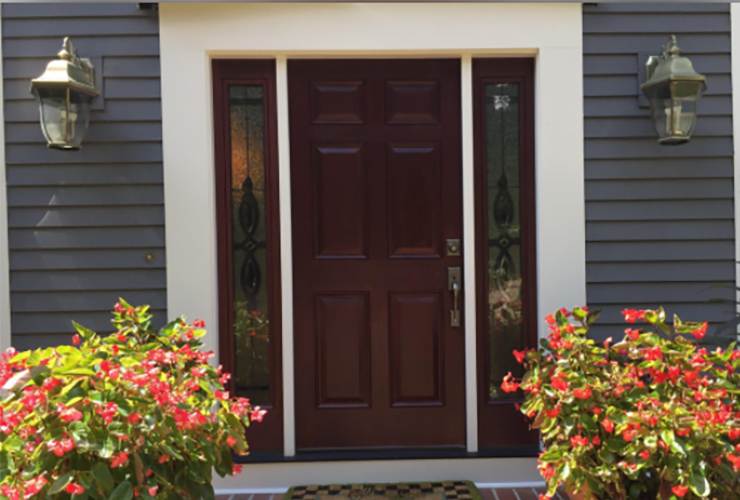 Therma-Tru Steel Edge Exterior Door