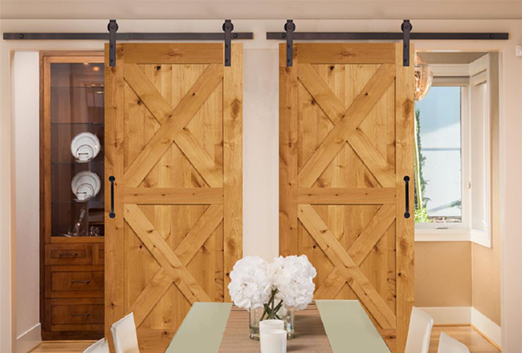 Western Building Products Barn Doors